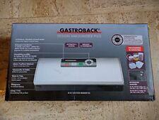 Gastroback 46008 Machine à emballer sous-vide Design vacuum - NEUF