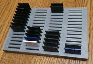 Memory Card Organizer Tray Rack 56 SD SDHC