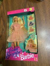 Locket Surprise Barbie Doll 1993