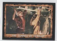 1985 Topps Goonies #28 The Tunnel of Terror! Non-Sports Card 0a2
