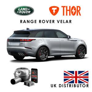 Land Rover Range Rover Velar THOR Electronic Exhaust, 1 Loudspeaker UK