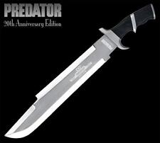 Predator Machete Anniversary Edition Arnold Schwarzenegger Long Sold Out Rare#1!