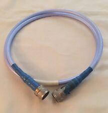 HUBER + SUHNER INC Slooflex 106 Coax Plug Sucoflex 100 18GHz
