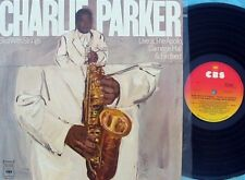 Charlie Parker ORIG OZ LP Bird with strings Live at Apollo Carnegie NM '77 CBS