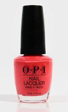 Opi Nail Polish .5 fl oz #Nl A69 Live Love Carnaval - poppy coral