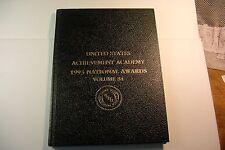 United States Achievement Academy 1993 National Awards