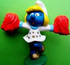 mac donald Schtroumpf pompon girl Smurf mac do puffi  pitufo puffo  macdo  1996