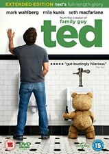 Ted (extended Edition) DVD Region 2