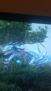Ark Survival Evolved Xbox One Pvp lvl 380 GODSTAT zombie lightning wyvern