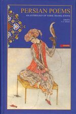 Persian Poems An Anthology of Verse in English HC Book
