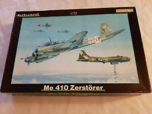 Eduard Profipack #7028 1/72 Me 410 Zerstorer - discontinued kit