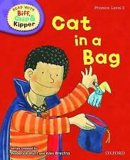 ORT Read with Biff, Chip, and Kipper: Phonics: Level 2: 'Cat in a Bag' P/B Book