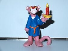 PINK PANTHER PVC FIGURE 'IN BATHROBE' 1983 BULLY W. GERMANY