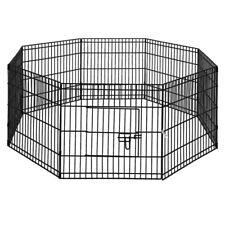 24 Inch 8 Panel Dog Pet Playpen