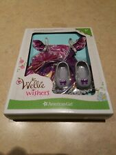 American Girl WellieWishers Ocean Treasure Set Accessories seahorse mermaid doll