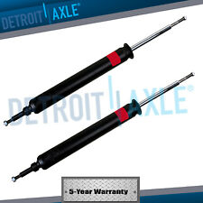 Both (2) Rear Left & Right Side Shock Absorber Set for BMW w/o sport suspension