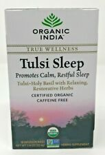 Organic India Tulsi Wellness Sleep Tea, 18 Tea bags