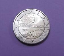 Pièces euro du Luxembourg Année 2010