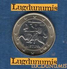 Lituanie 2015 1 Euro SUP SPL Pièce neuve de rouleau - Lithuania Lietuva