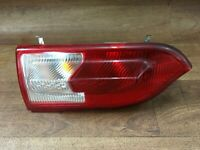 Vauxhall Insignia MK1 Estate driver Side RH inner tail light lens 13226855