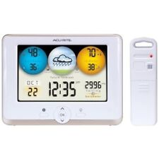 AcuRite Digital Weather Station - Temperature & Humidity with Alerts (01123m)