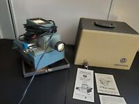 VINTAGE Graflex Constellation Slide Projector with wired remote with instruction