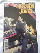 Jessica Jones (Marvel 2016) #2 Variant Cover NM+ (9.6)