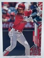 Shohei Ohtani 2020 Topps Series 1 Independence Day Parallel SP /76 ANGELS RARE