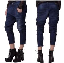 f42d62a4 NWT DIESEL Womens R842R Fayza Relaxed-Boyfriend Low Waist Stretch Jeans  Size 27