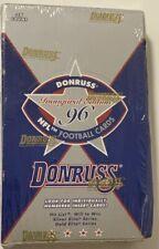 1996 Donruss Football Retail Box Factory Sealed 36 Pack