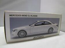 76166 AUTOart Mercedes-Benz CL-Class Coupe  - White - 1:18