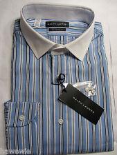 Ralph Lauren Black Label 41-42, L,16,5 Tailor Fit, Multi blue, 295 €   9580