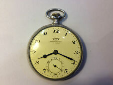 ANTIQUE ANTIMAGNETIQUE SWISS POCKET WATCH TISSOT ROYAL PILOT AVIATOR BORIS III