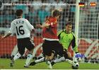 Fußball EM 2008 + Endspiel Deutschland vs. Spanien + BigCard #331 + Fotos Fakten