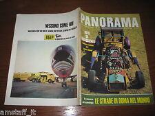 RIVISTA PANORAMA=1966/50=LA MACCHINA DI JAMES BOND 007=RUDOLF BING=