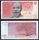 ESTONIA - 10 KROONI AÑO 2007 Pick # 86b SC UNC