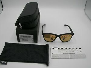 NIB Authentic Oakley Moonlighter Velvet Black/Prizm Rose Gold
