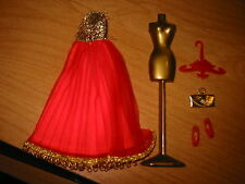 Dawn Doll Outfit, #8212 Fluted Flutter in Very Good Condition