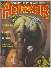 HAMMER  =  HALLS OF HORROR No. 23  =  AUGUST 1978  =  ENEMY FROM SPACE  = {FINE}