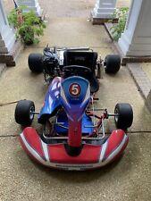 Racing Go Kart With Computer