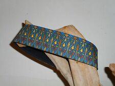 Autumn Twilight Custom Made Martingale Dog Collar - 2 Inch, 1 1/2 Inch