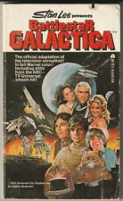 Stan Lee - Battle Star Galactica - Comic Book - Tempo Star 1978 Movie Adaptation