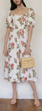 REFORMATION Rhode Dress Jolie Size 4 Orig. $248 NWT