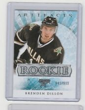 2012-13 Artifacts Rookie /999 # 170 Brenden Dillon