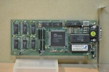 UMC UM85C408AF 9328S, 2MB DRAM ISA Video Card, 16-BIT, 15 pin D‐sub, VGA