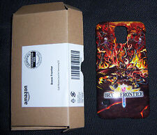 Lot of Two (2) Brave Frontier Cases for Samsung Galaxy S5