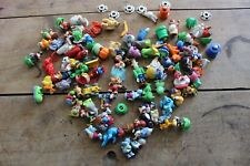 Lot de figurines Kinder - Ferrero et divers - Nains Chevaux Dalmatiens Foot...