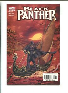 BLACK PANTHER #49 - THE KING IS DEAD (9.2) 2002