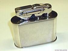 KW (KARL WIEDEN) SEMI-AUTOMATIC TABLE LIGHTER W. 925 SILVER CASE - 1930 - GERMAN