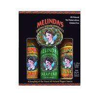 Melinda's Wild & Mild Hot Sauce Variety Pack